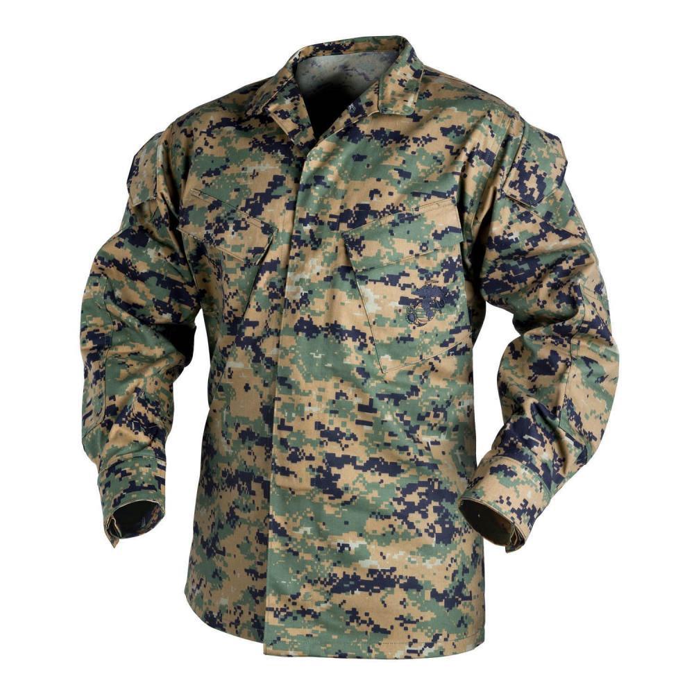 Helikon USMC Polycotton Shirt (Digital Woodland) product image