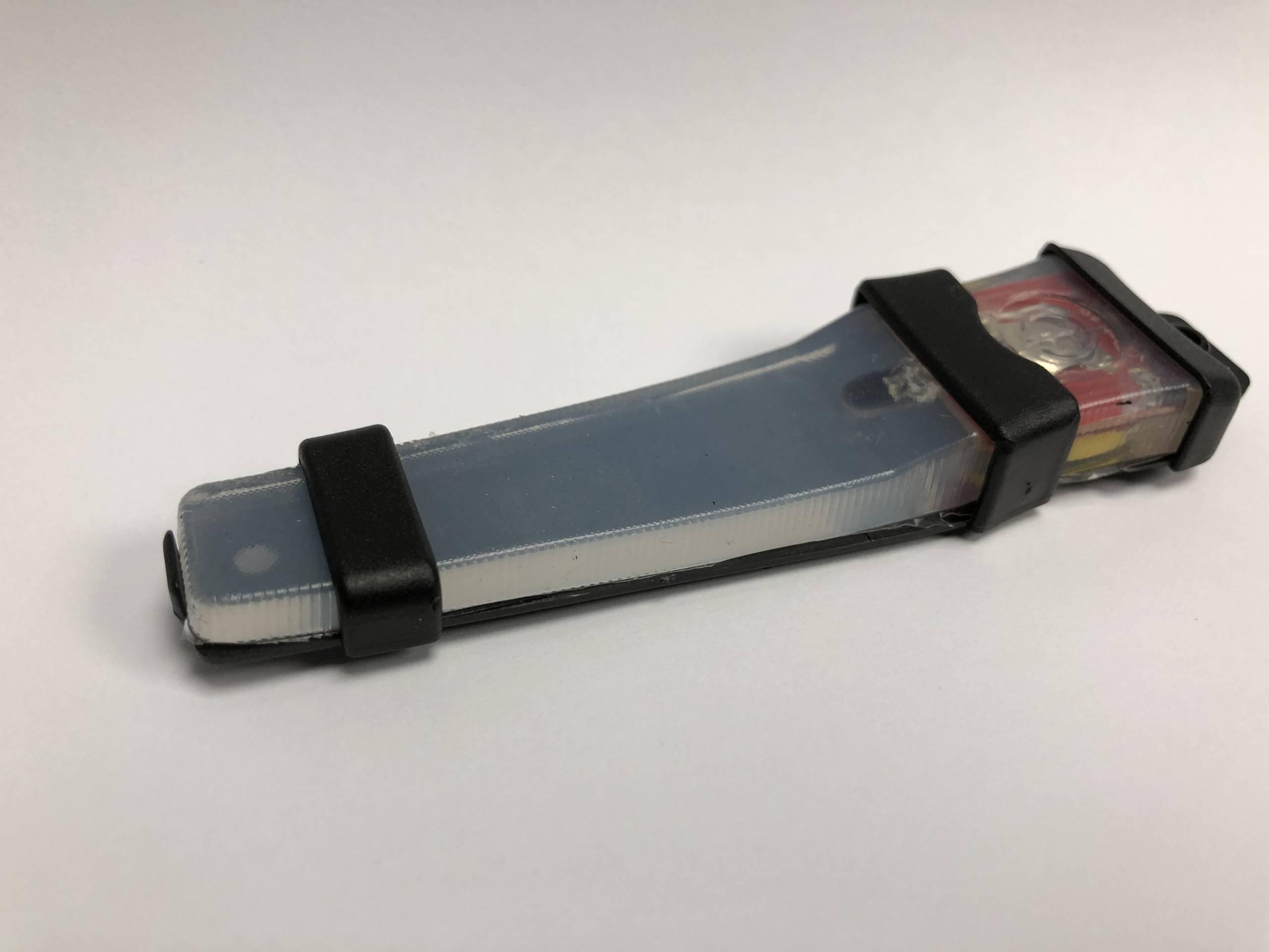 FMA Velcro Safety Light – White Light product image