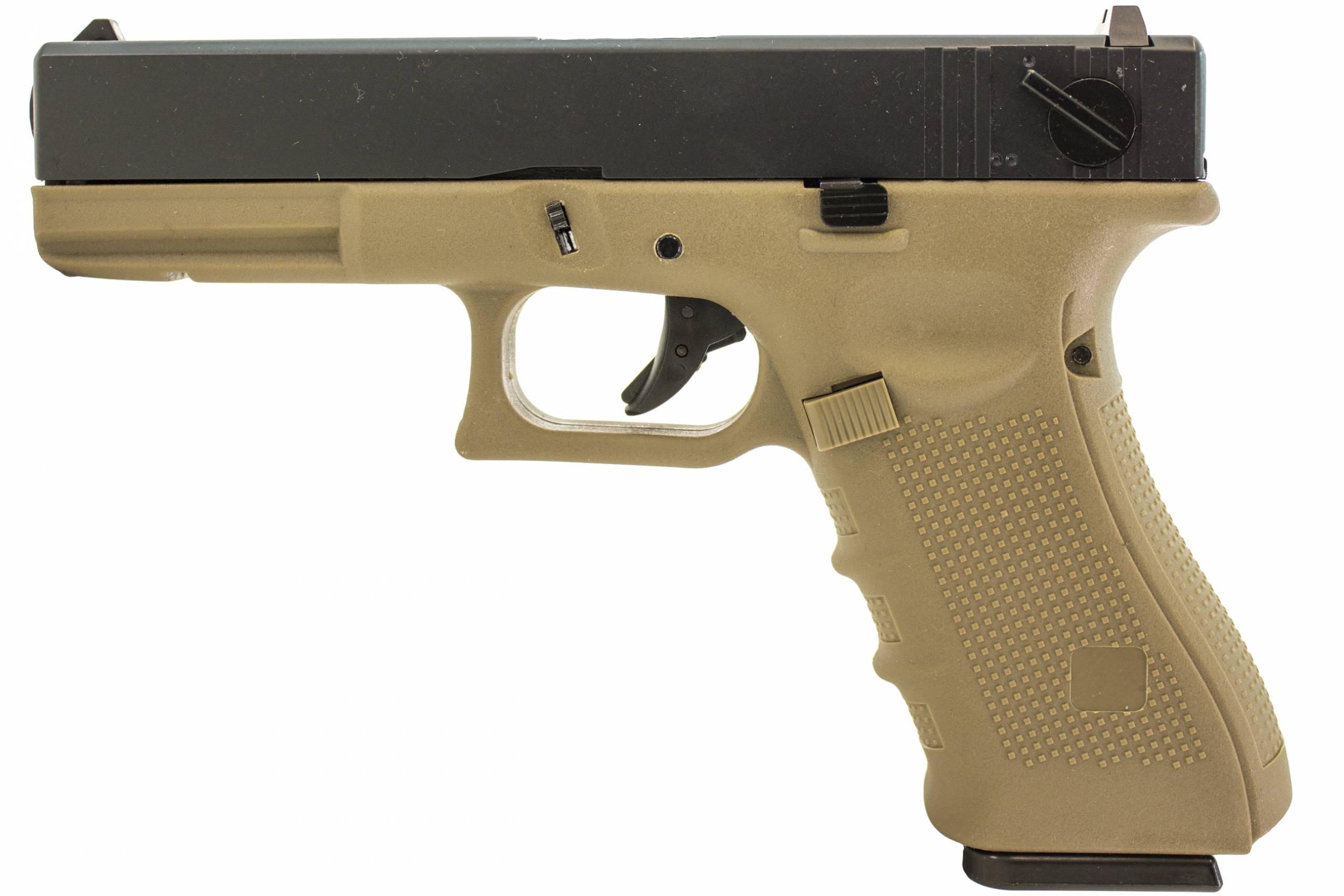 Nuprol Raven EU18 Pistol Tan product image