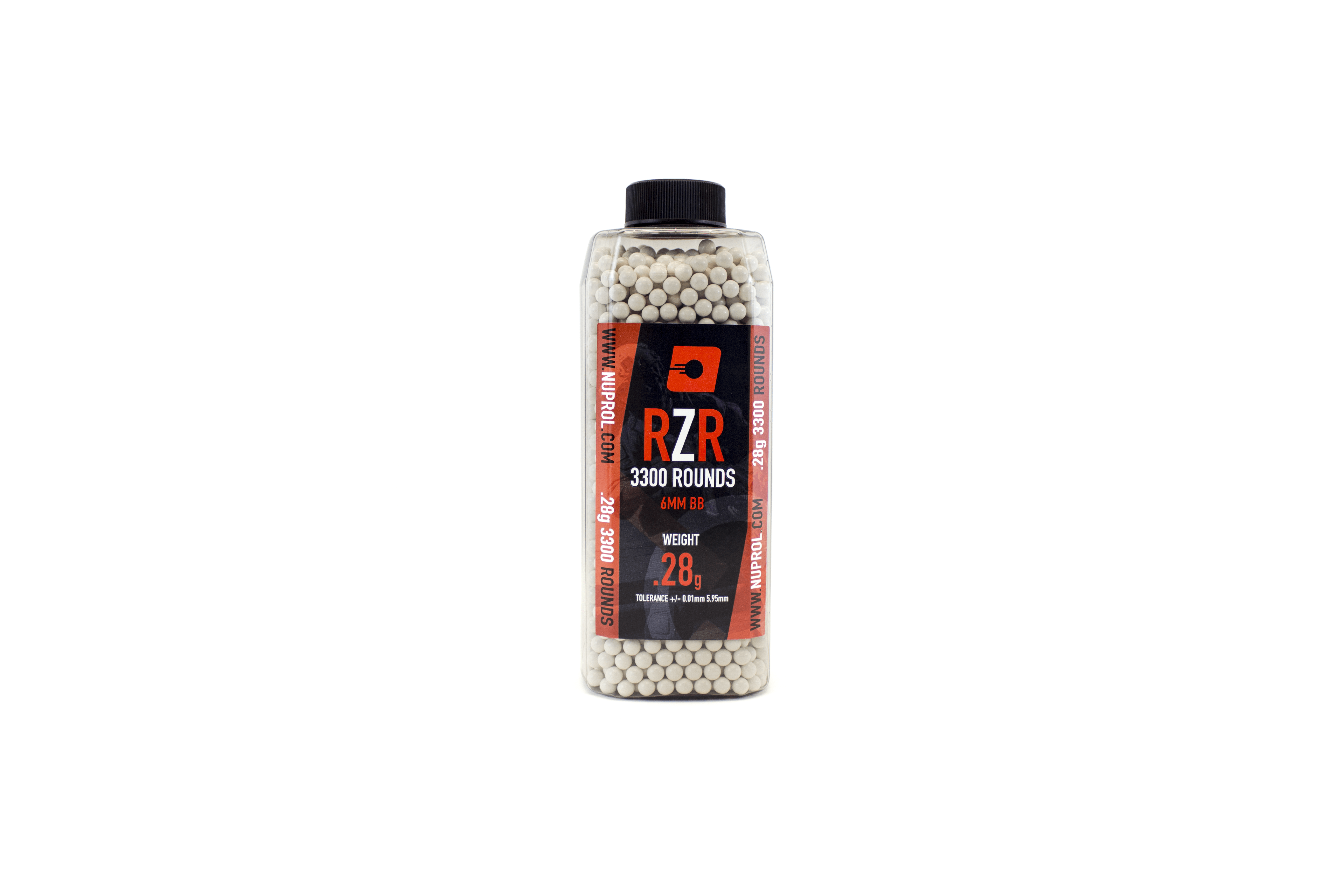Nuprol RZR 3300Round 0.28G BB'S product image