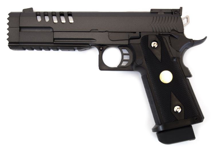 WE Hi-Capa 5.2K Pistol – Black product image