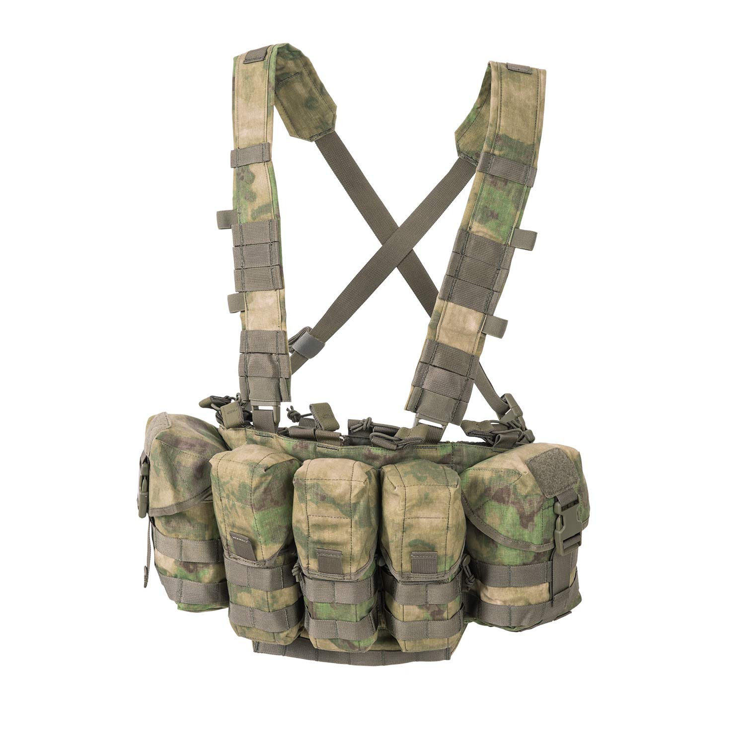 Helikon Guardian Chest Rig A-TACS FG product image