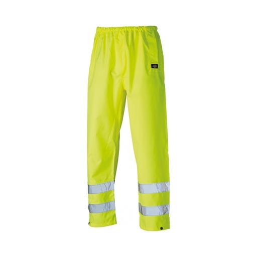 Dickies Hi-Vis Highway Trousers (Yellow) product image