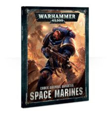 Games Workshop Space Marines Codex image