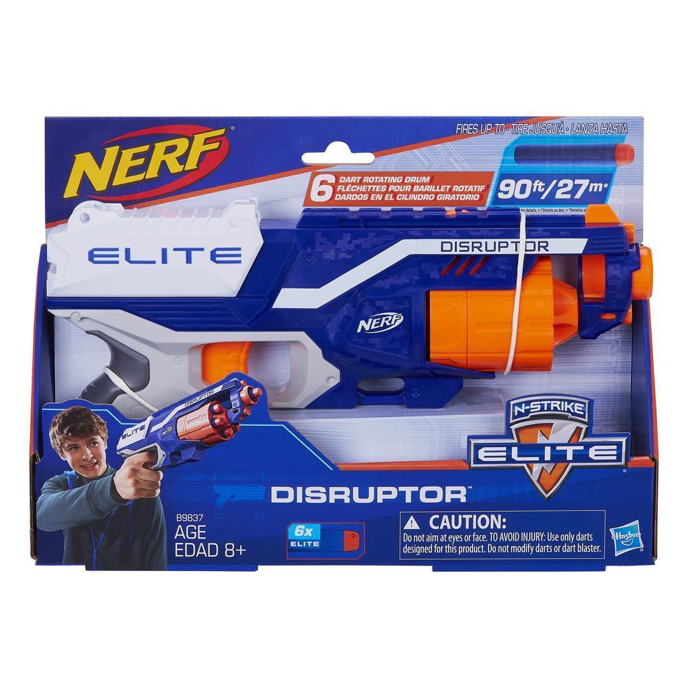 Nerf N-Strike Elite Disruptor product image