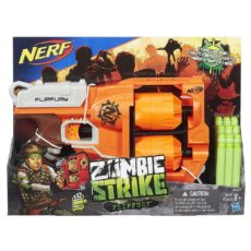 Nerf Zombie Strike Flipfury Blaster image