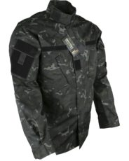 Kombat BTP Black ACU Shirt image