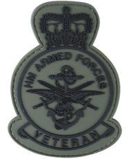 HM Veterans Patch image