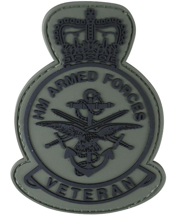 HM Veterans Patch product image