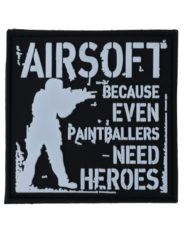 Paintballers Need Heroes Patch image