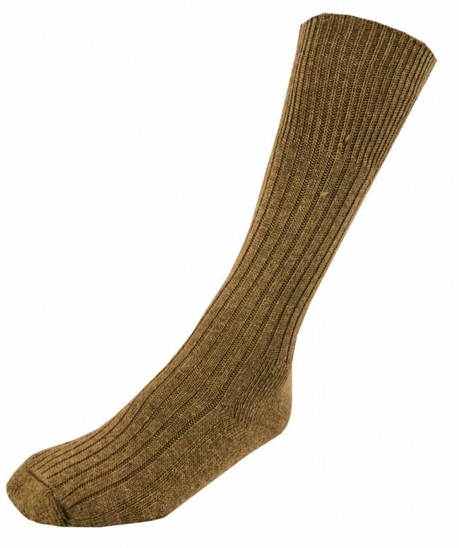 Highlander Cadet Forces Socks Khaki – (4-8) product image