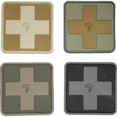 Viper Rubber Medic Patch [Multiple Colours] image