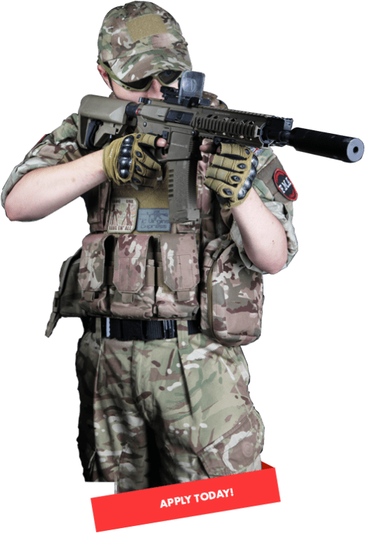 Fear Masters Airsoft   image