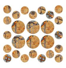 Games Workshop – Shattered Dominion 25mm and 32mm Bases image