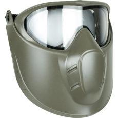 Valken VSM Thermal Goggles w/ Face Shield – Olive image