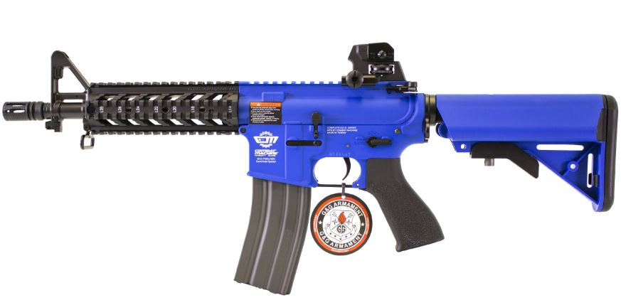 G&G CM16 Raider – Two Tone Blue product image