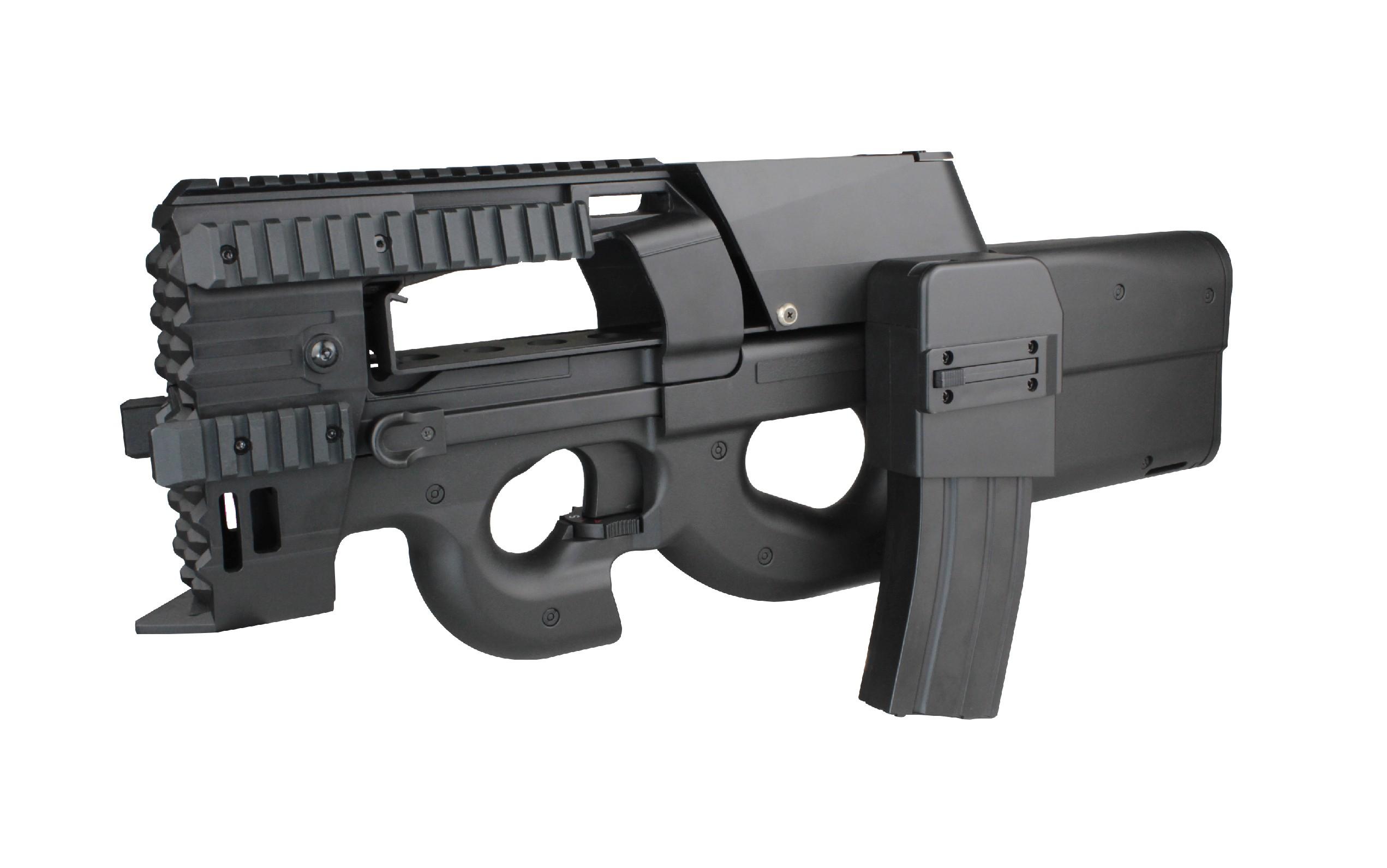 S&T P90 Strike Head – Black product image