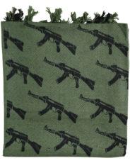Kombat Gun Shemagh – Olive Green image