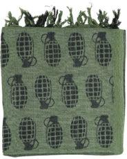 Kombat Grenade Shemagh – Olive Green image
