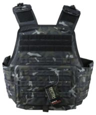 Kombat Viking Molle Battle Platform – BTP Black image
