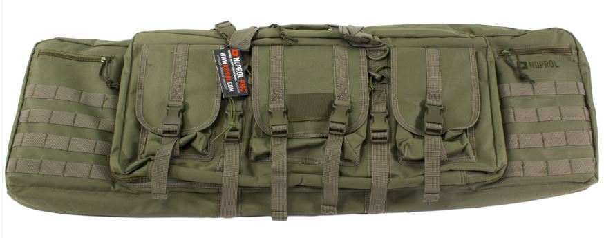Nuprol PMC Deluxe Soft Rifle Bag 42″ – GREEN product image