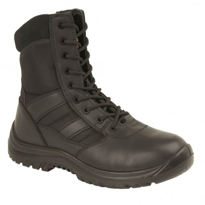 Grafters 'Harrier' Leather/Nylon Combat Boot product image