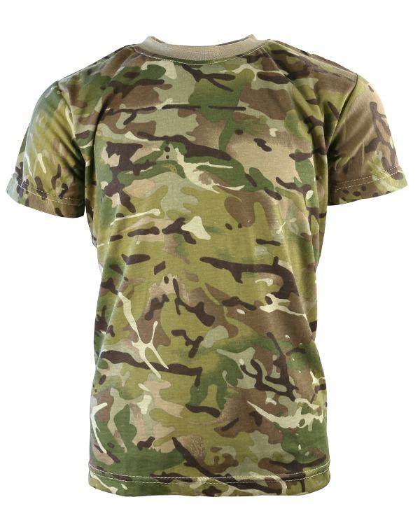 Kombat Kids T-shirt – BTP product image