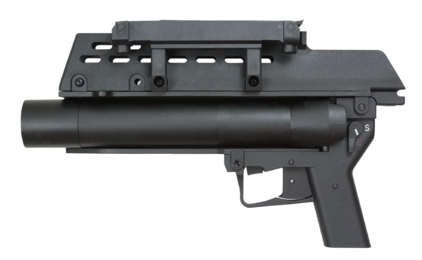 S&T G316 Grenade Launcher – Black product image