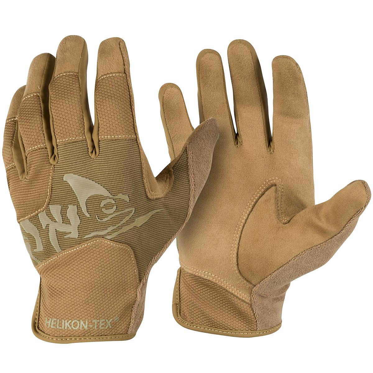Helikon All Round Fit Gloves Coyote / Adaptive Green product image