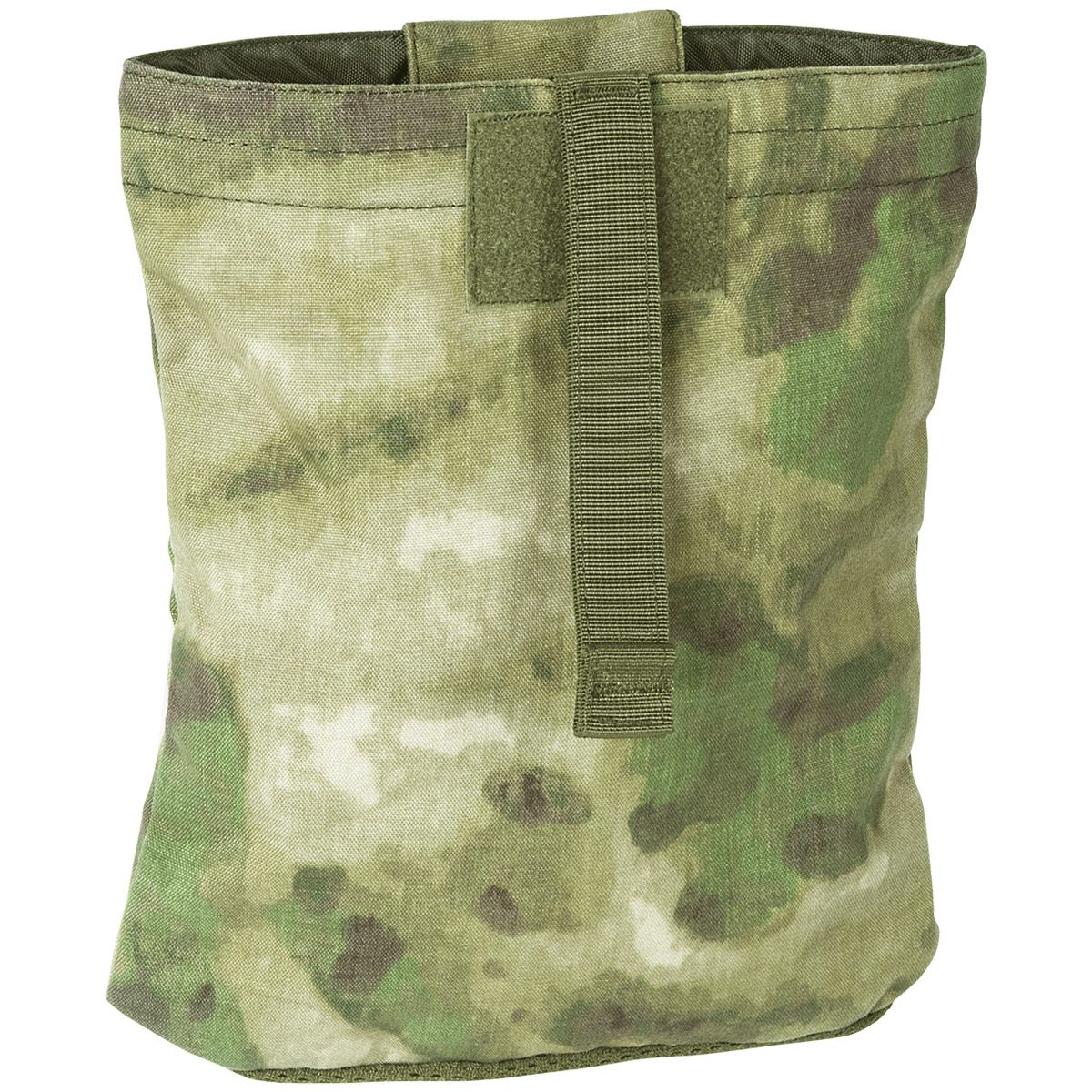 Helikon Brass Roll Dump Pouch – A-TACS FG product image