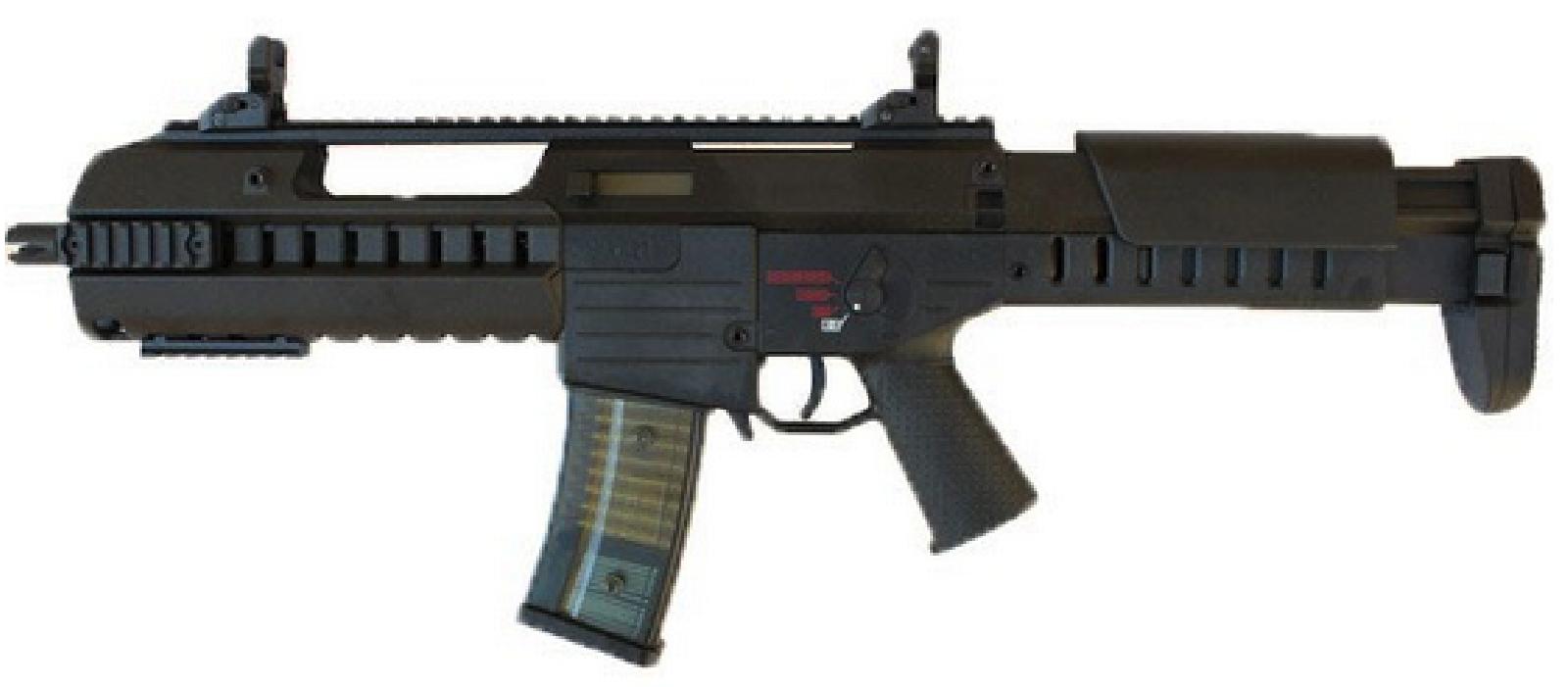 GSG G14 Black Blowback EFCS AEG product image