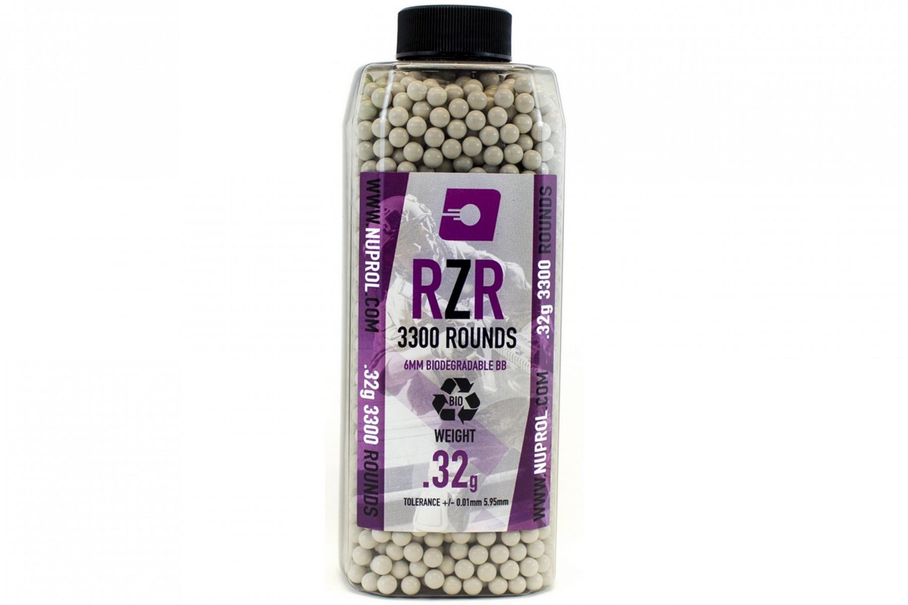 NUPROL RZR 3300rnd 0.32g Bio BBs product image