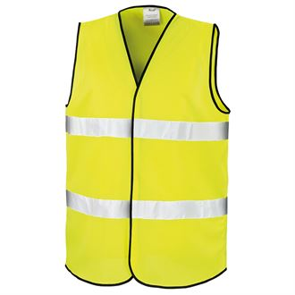 RESULT ADULT MOTORIST VEST  (Yellow) product image