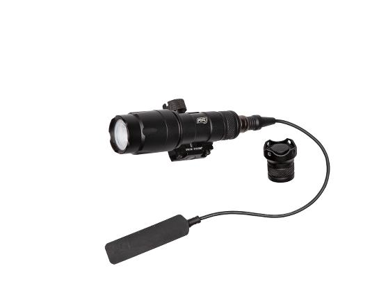 Strike Systems Flashlight, Tactical version, 280-320 lumens, Black product image