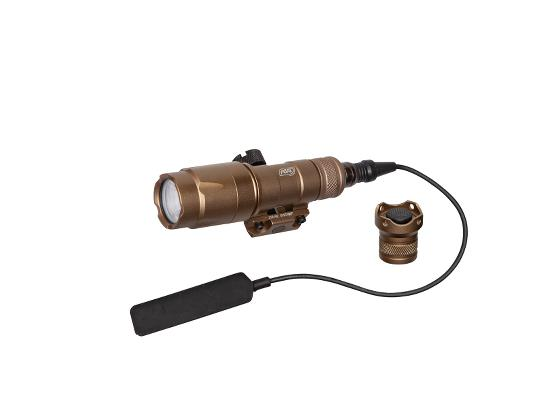 Strike Systems Flashlight, Tactical version, 280-320 lumens, Tan product image