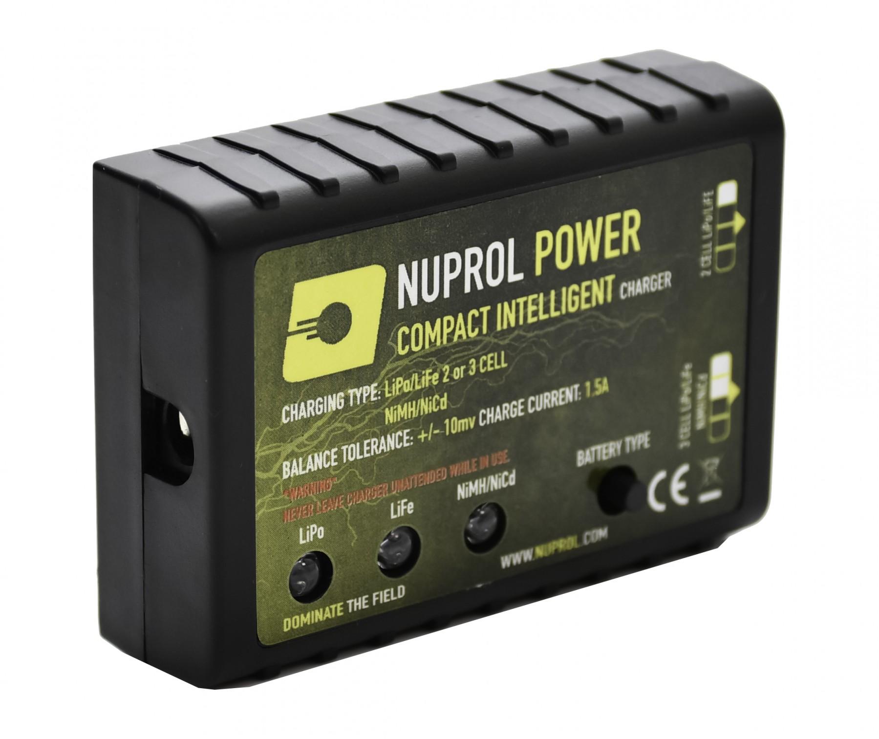 NUPROL COMPACT LIPO BALANCE CHARGER product image
