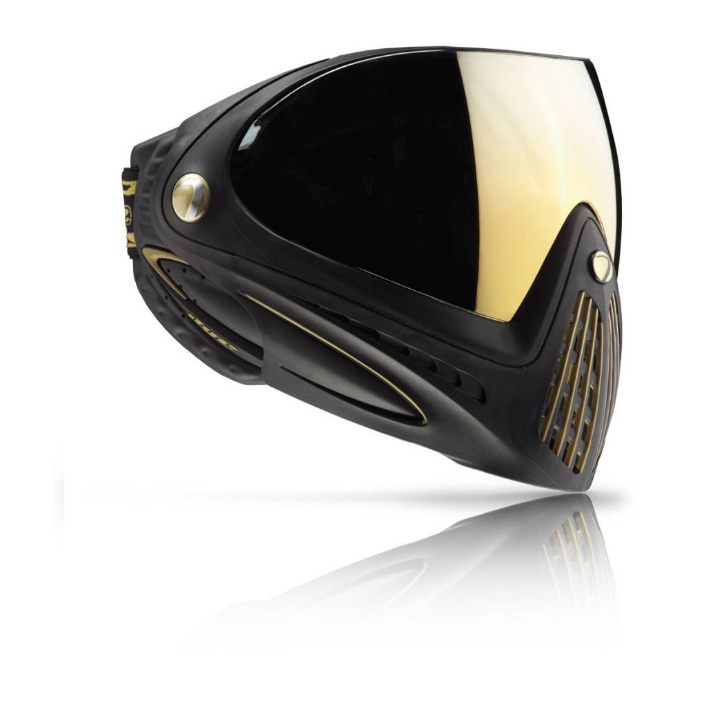 Dye Goggle i4 black-gold- thermal product image