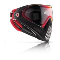 Dye Goggle i4 Dirty Bird Red/Black image