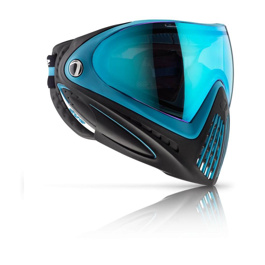 Dye Goggle i4 Powder Blue Black/Blue product image