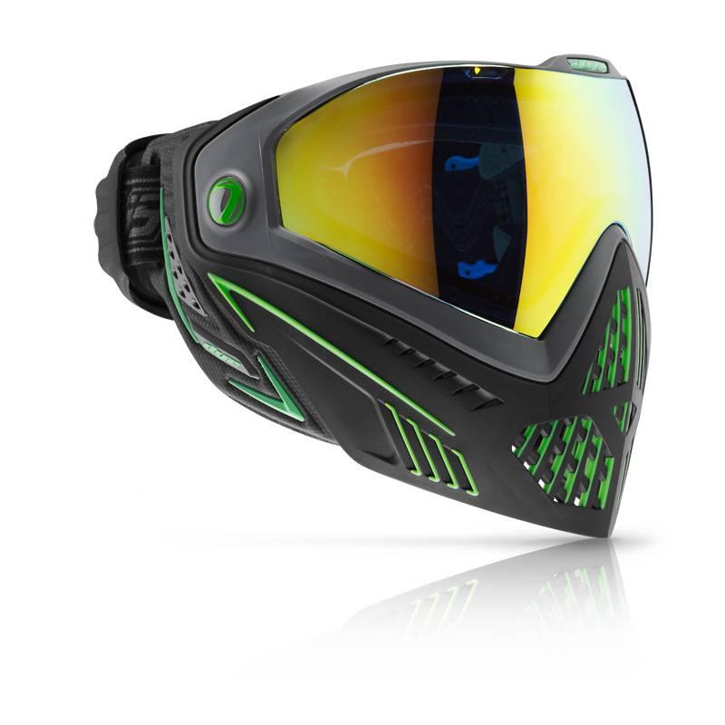 Dye Goggle i5 EMERALD Black/Lime product image