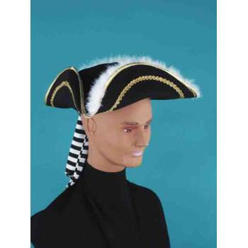 CAPTAIN COOK PIRATE HATS BY FORUM product image