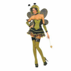 ADULTS QUEEN BEE COSTUMES BY FORUM NOVELTIES image