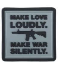 Kombat Make Love Loudly Patch image