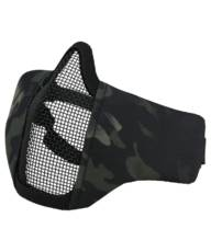 Kombat Recon Face Mask – BTP Black image