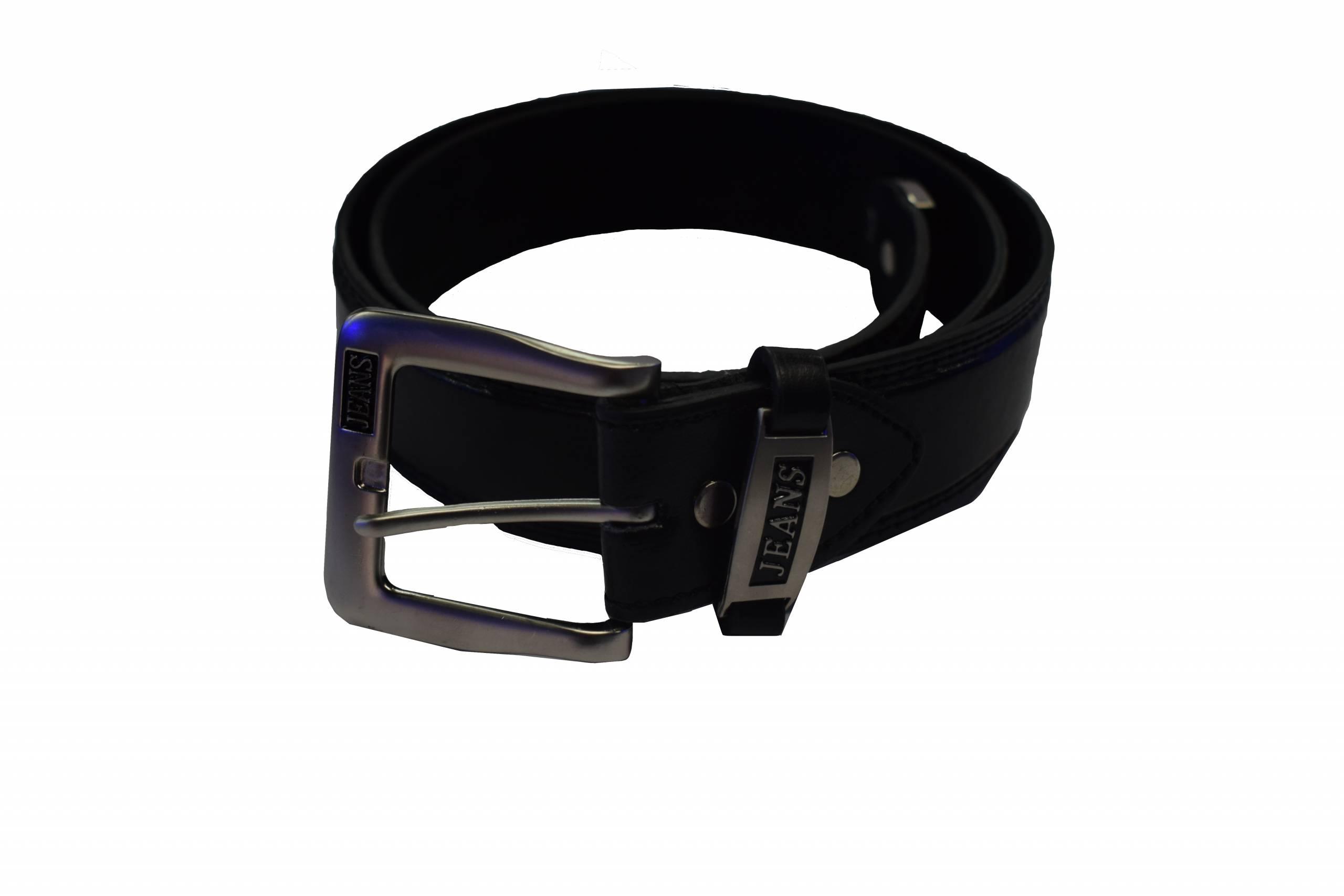 Hawkdale Leather Black Belt product image