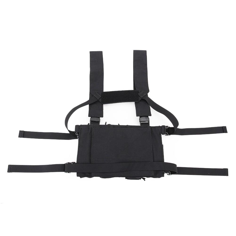 NUPROL PMC DUAL PURPOSE VEST – BLACK product image