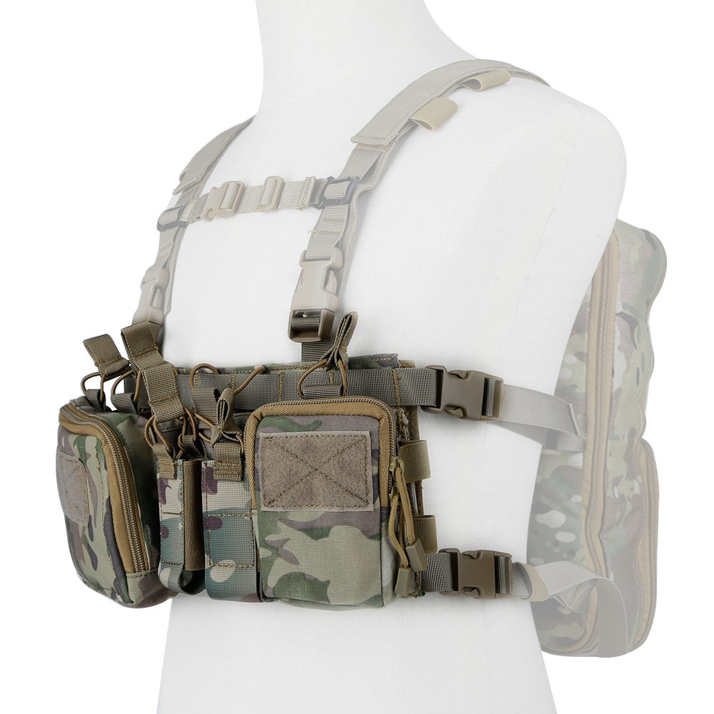 NUPROL PMC MICRO C CHEST RIG – CAMO product image