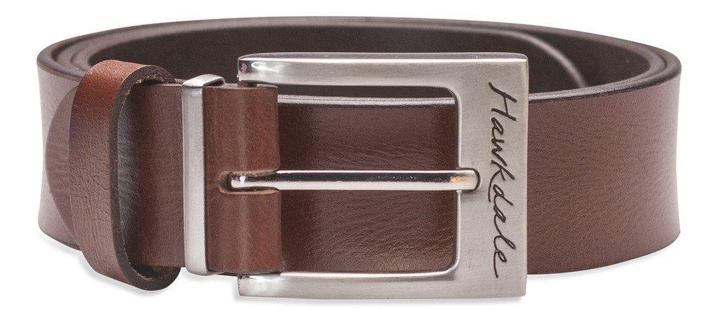 Hawkdale heavy hide leather belt product image