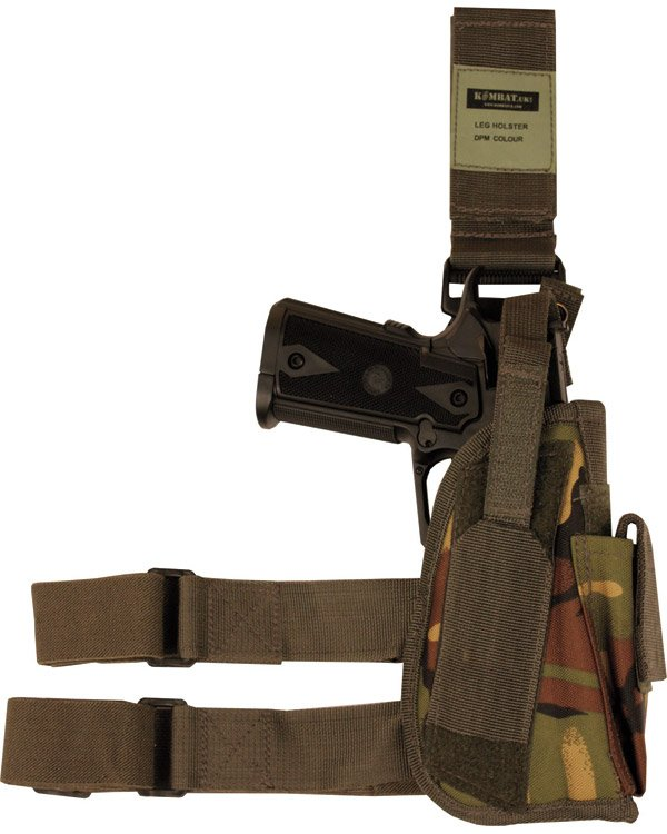 Tactical Leg Holster – DPM (Left Handed) product image