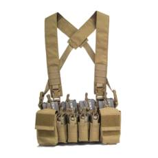 NUPROL PMC MICRO B CHEST RIG – TAN image